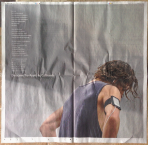 Apple's New 'Designed By Apple' Campaign Now Appearing In Print