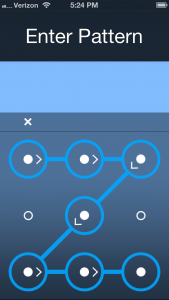 Cydia Tweak: How To Add An Android-Inspired Pattern Unlock Screen To The iPhone
