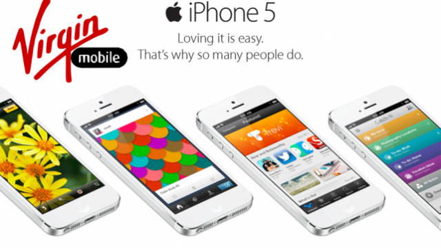 RadioShack To Offer Virgin Mobile's No-Contract iPhone 5 From Today