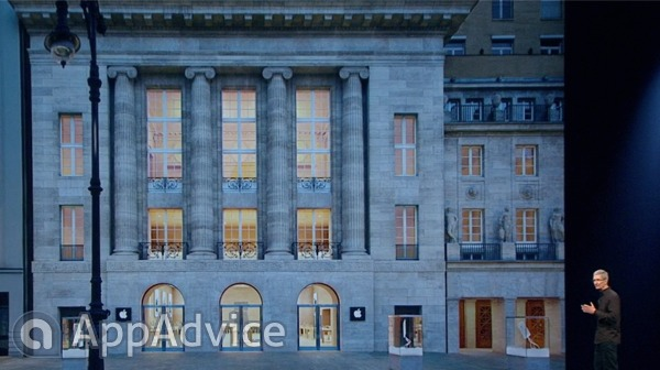 Apple Talks Retail Stores At WWDC Keynote