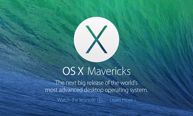 Why Mac Users Shouldn't Worry About OS X Mavericks Compatibility