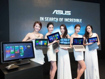 ASUS Lowers Tablet Sales Forecast As iPad Continues To Threaten Windows 8