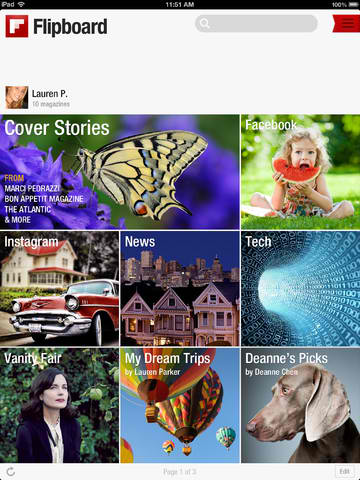 Flipboard Adds Support For Instagram's Recently Launched Video Feature