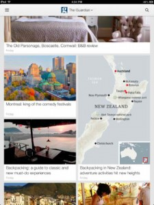 Google Currents Updated With Audio Playlist Support, Vertical Pagination And More