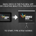 Haiku Deck Updated With Getty Images Integration And Other Features