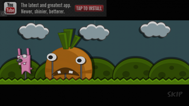 Quirky App Of The Day: Fight The 'Healthy' Food In Rabbit Vs GMO