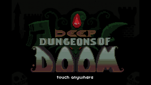 Quirky App Of The Day: Hold Onto Your Pixels And Get Lost In Deep Dungeons Of Doom
