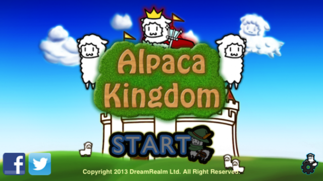 Quirky App Of The Day: Alpaca Kingdom Has The Cutest And Softest Warfare