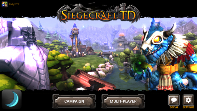 Make A Maze Of Deadly Towers In Siegecraft TD