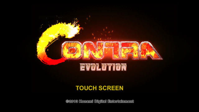 Contra: Evolution Is The First Official Contra Game To Hit The App Store