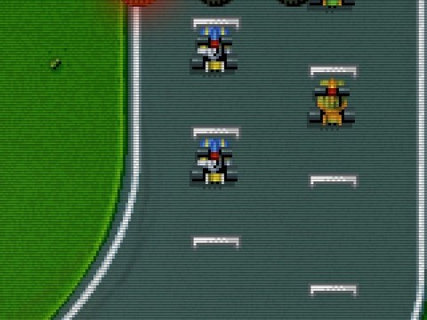 Drift Your Way To Victory And Become The World Champion In GP Retro