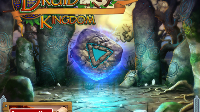 Quirky App Of The Day: Druid Kingdom Brings Magic To Resource Management