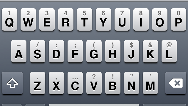 Cydia Tweak: Change The Way You Type In iOS With AltKeyboard