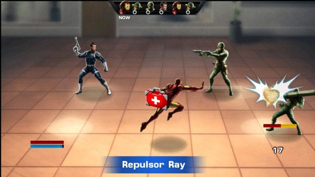 Defeat Super Villains And Protect The World With Avengers Alliance