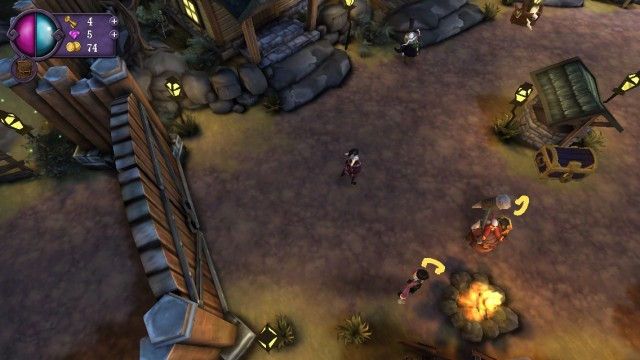 Gloomy Hollow Is A Veritable Ghost Town, Complete With Undead Gunslingers