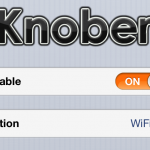 Cydia Tweak: Knober Turns The Slide To Unlock Knob Into A Toggle
