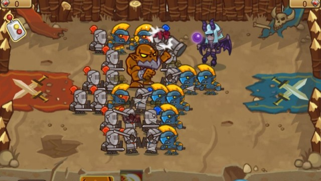 Create A Big Army With Little Empire HD
