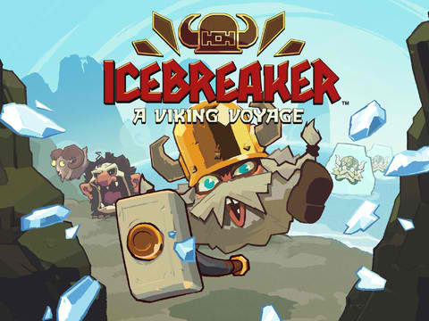 Rovio Stars Debuts In The App Store With Icebreaker: A Viking Voyage