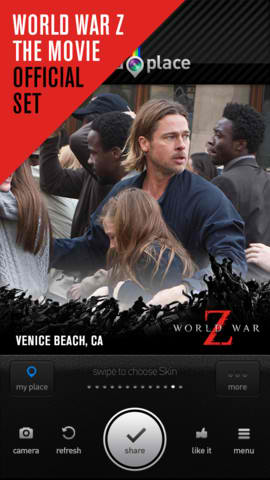 Put Yourself In The Middle Of The 'World War Z' Chaos With InstaPlace