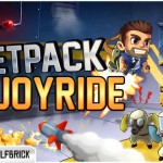 Ride The Waves And Prepare To Meet Mrs. Doubtfries In Jetpack Joyride