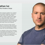 Jony Ive's Title At Apple 'Flattened' Following Launch Of iOS 7's 'Flat' Redesign