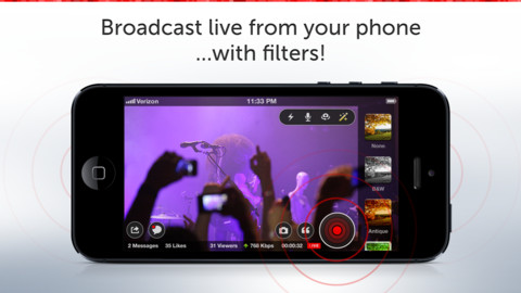 New Livestream App Lets You Discover, Experience And Broadcast Live Events