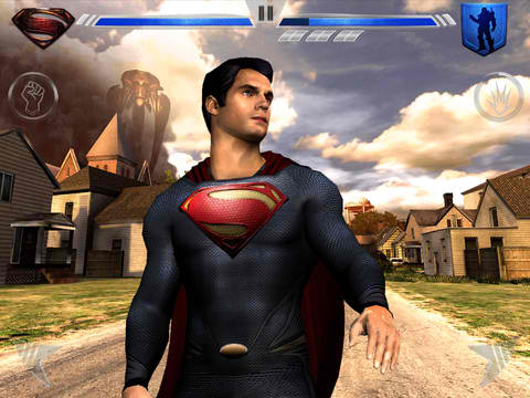 It's A Bird ... It's A Plane ... It's The Official Man Of Steel Game For iPhone And iPad