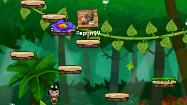 Pocket God Studio Bolt Creative To Launch Doodle Jump-Like Ooga Jump Game