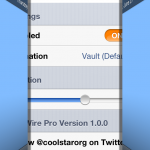 Cydia Tweak: LiveWire Pro Adds Unlock Animations To Your Jailbroken Device