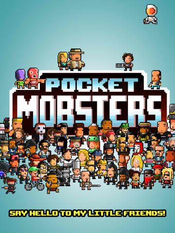 Massive Damage Launches Pocket Mobsters ... Gotta Catch And Kill Them All?