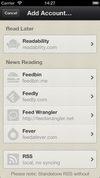 Worried About Reeder After Google Reader's Demise? Don't Be