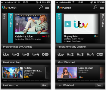 ITV Player Goes Ad-Free With Premium In-App Subscription For The UK