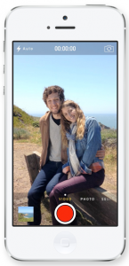 Apple Finally Adds Zoom To Video Recording In The iOS 7 Camera App