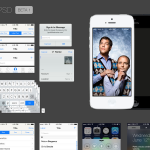 Apple's iOS 7 GUI PSD File Now Available To Download Online