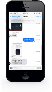 Apple Updates Messages App In iOS 7 To Include New Time Stamps