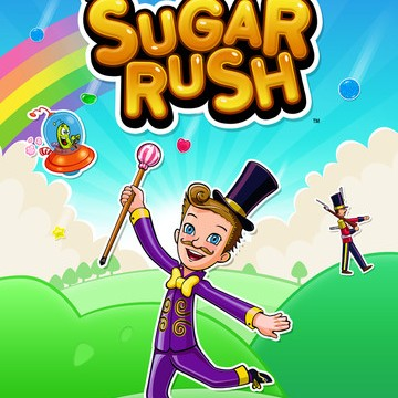 Is Full Fat's Sugar Rush Yet Another Ripoff Of King's Candy Crush Saga?