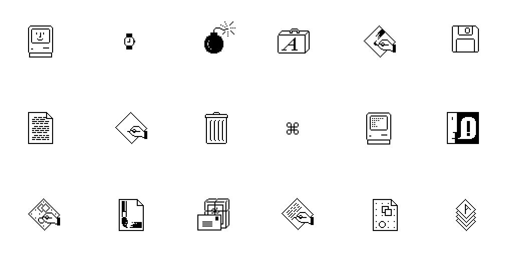 Macintosh Graphic Designer Susan Kare Approves Of Divisive iOS 7 Icon Design