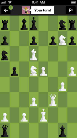 Checkmate! Tall Chess Lets You Play Chess In The Style Of Letterpress