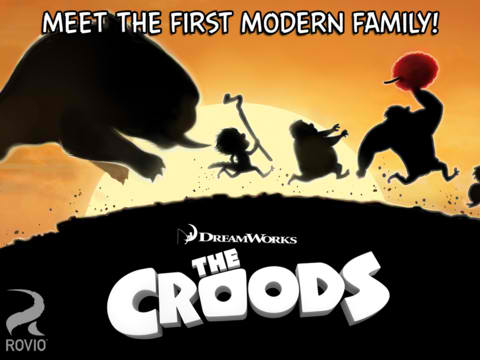 Rovio Updates The Croods With 'Angriest Bird' Creature And New Social Feature
