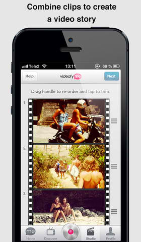VideofyMe 4.0 Features Redesigned Interface For Easy Video Creation And Sharing