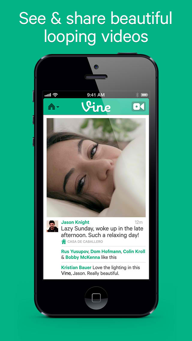 Amid Reports Of Instagram Video Launch, Vine Teases Upcoming 'Exciting New Parts'