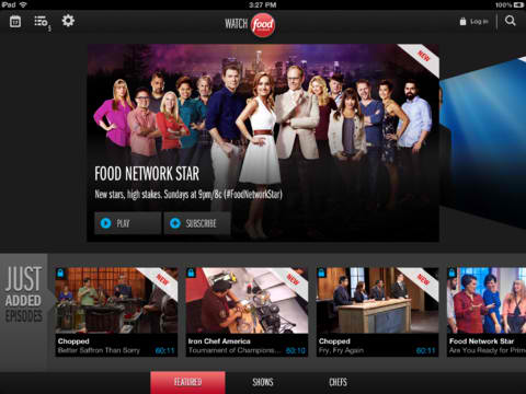 Watch Food Network Anywhere And Anytime You Want With This New App