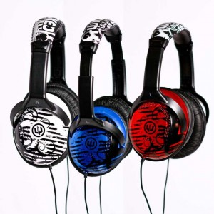 Win A Pair Of Wicked Audio Reverb Headphones And Start Listening To Wicked Sounds