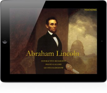 Abraham Lincoln Interactive Biography Is Now Available For iPad