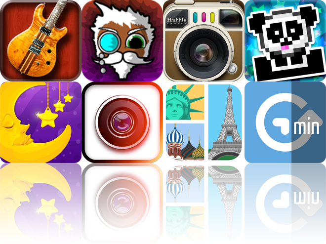Today's Apps Gone Free: Star Scales Pro, Towelfight 2, HarrisCamera And More