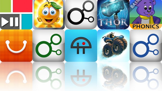 Today's Apps Gone Free: PicPlayPost, Cover Orange, Discovr Music And More