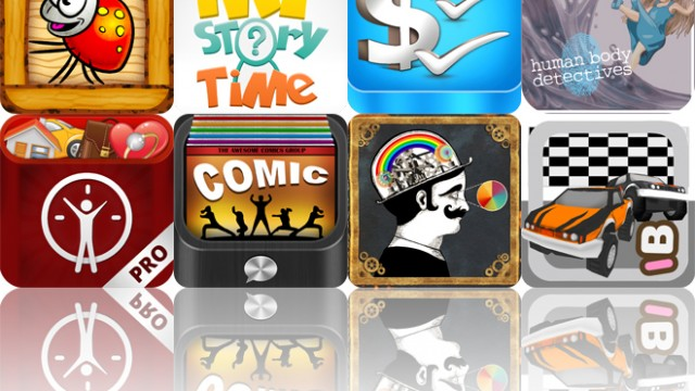 Today's Apps Gone Free: Beyond Ynth, MyStoryTime, The Bills App And More