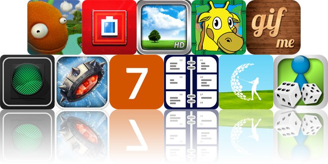 Today's Apps Gone Free: Monster's Socks, Irrupt, Weather Motion And More