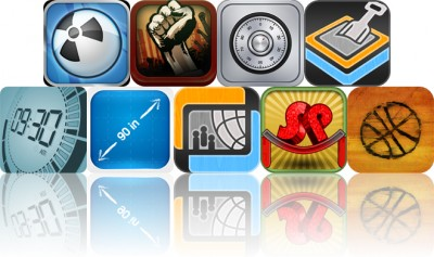Today's Apps Gone Free: Atomic Ball, CIA: Operation Ajax, mPass Pro And More