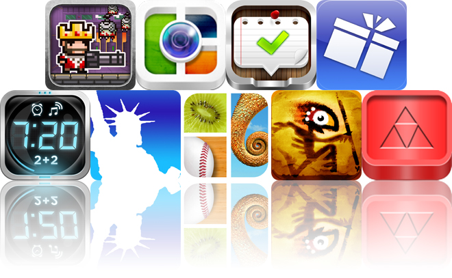 Today's Apps Gone Free: Random Heroes 2, Vintaframe Pro, Our To Do List And More